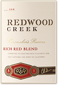 Rich Red Label