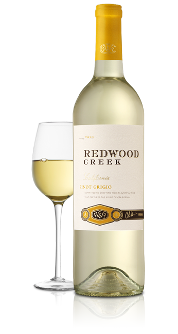 Pinot Grigio Light Bodied And Refreshing With A Crisp